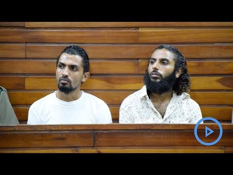 Terror suspects acquitted of the charges