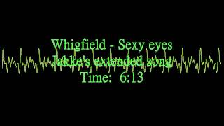 Whigfield - Sexy eyes (extended mix)