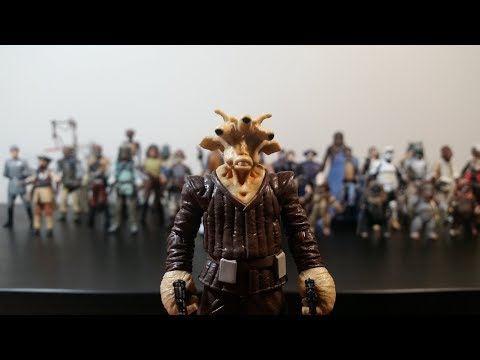 Star Wars Return of the Jedi 3.75 inch collection