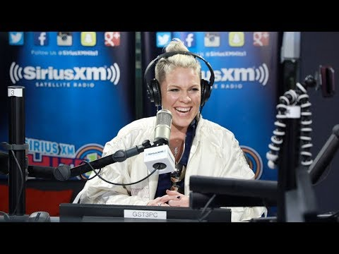 Pnk on working with Eminem  The Morning Mash Up  SiriusXM Hits1