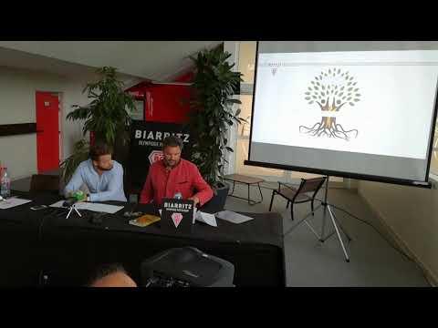 Biarritz Olympique : Louis Vincent Gave veut rendre prioritaire la formation des joueurs locaux