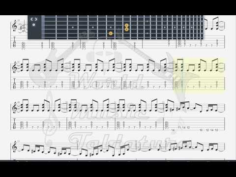 Friedman, Marty   Rock Box GUITAR 2 TAB