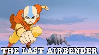 Avatar The Last Airbender - New Live Action Netflix Series Announced
