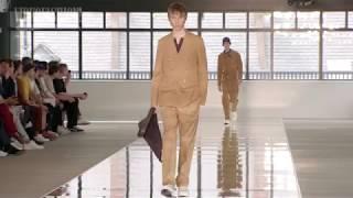 Boss Menswear - Spring 2018