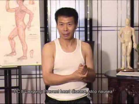Qigong: 36 Touching Points for Self-healing