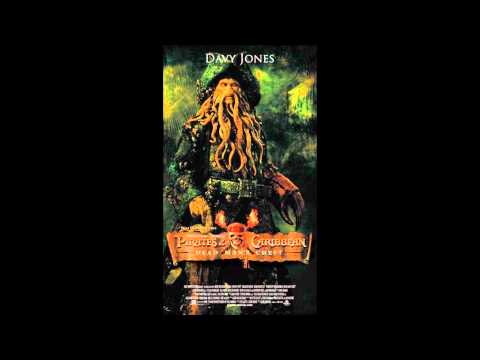 Pirates des Caraibes 2 - Davy Jones poster