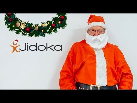 Jidoka's wishes for the Holidays