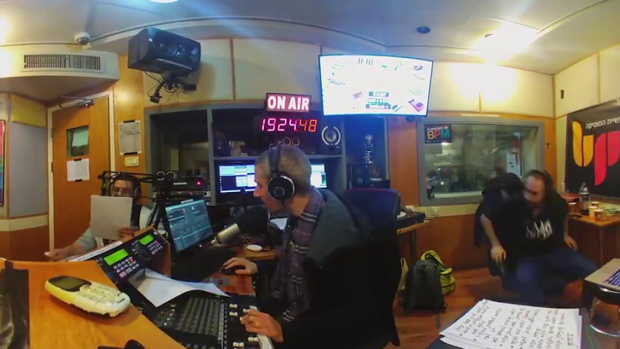 A Day in the Life of an Independent Radio Station