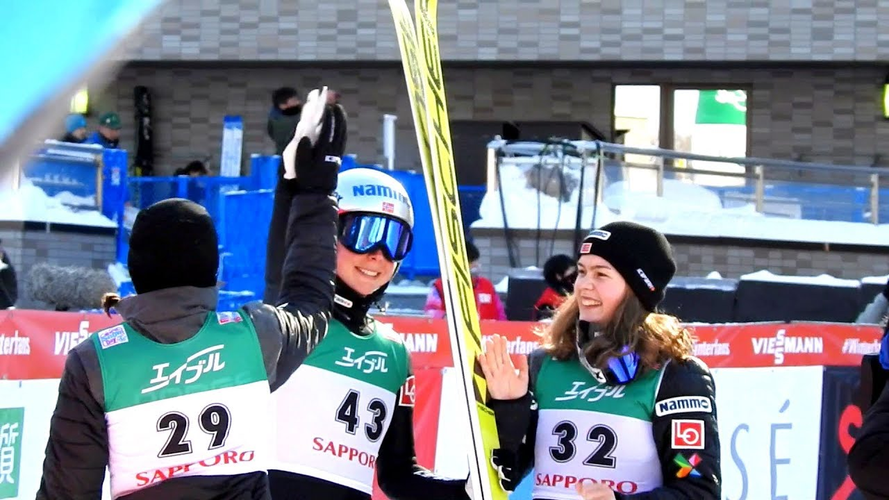 札幌 ワールド カップ スキー ジャンプ