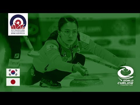 Korea v Japan - Women - Round-Robin - Pacific-Asia Curling Championships 2017