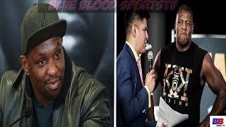 (WOW) DILLIAN WHYTE DUCK LUIS ORTIZ, CALLS OUT ANDY RUIZ & POVETKIN FOR JOSHUA VS PULEV UNDERCARD !