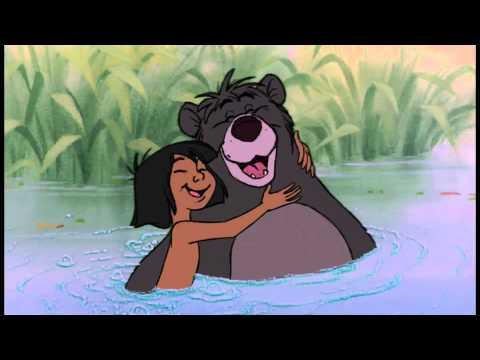 Jungle Boek | Liedje: Als Je Van Beren Leren Kan (Reprise) | Disney BE