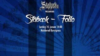 Årets første kamp: Stabæk - Follo