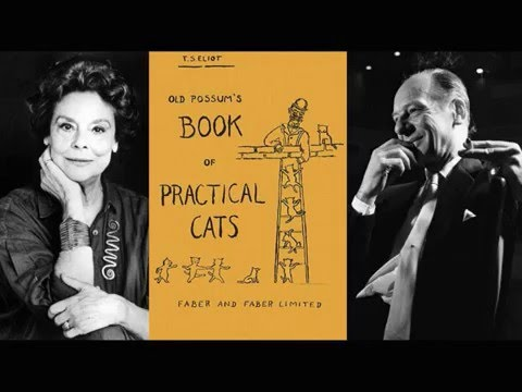 Old Possum's Book Of Practical Cats by T.S. Eliot - Narrated by John Gielgud and Irene Worth - 1983