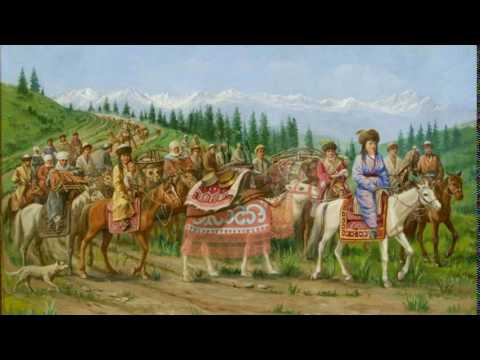 Siberian Folk Music (Republic of Khakassia)
