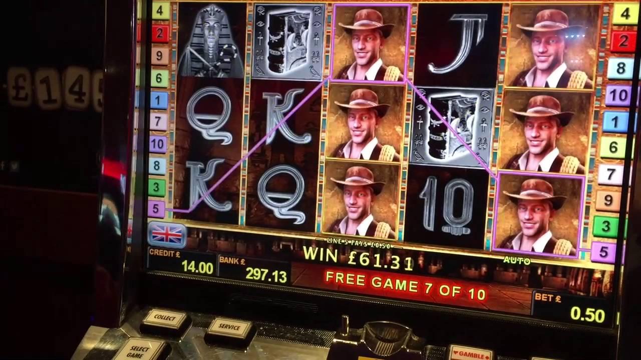 Book Of Ra Slot Machine Tips