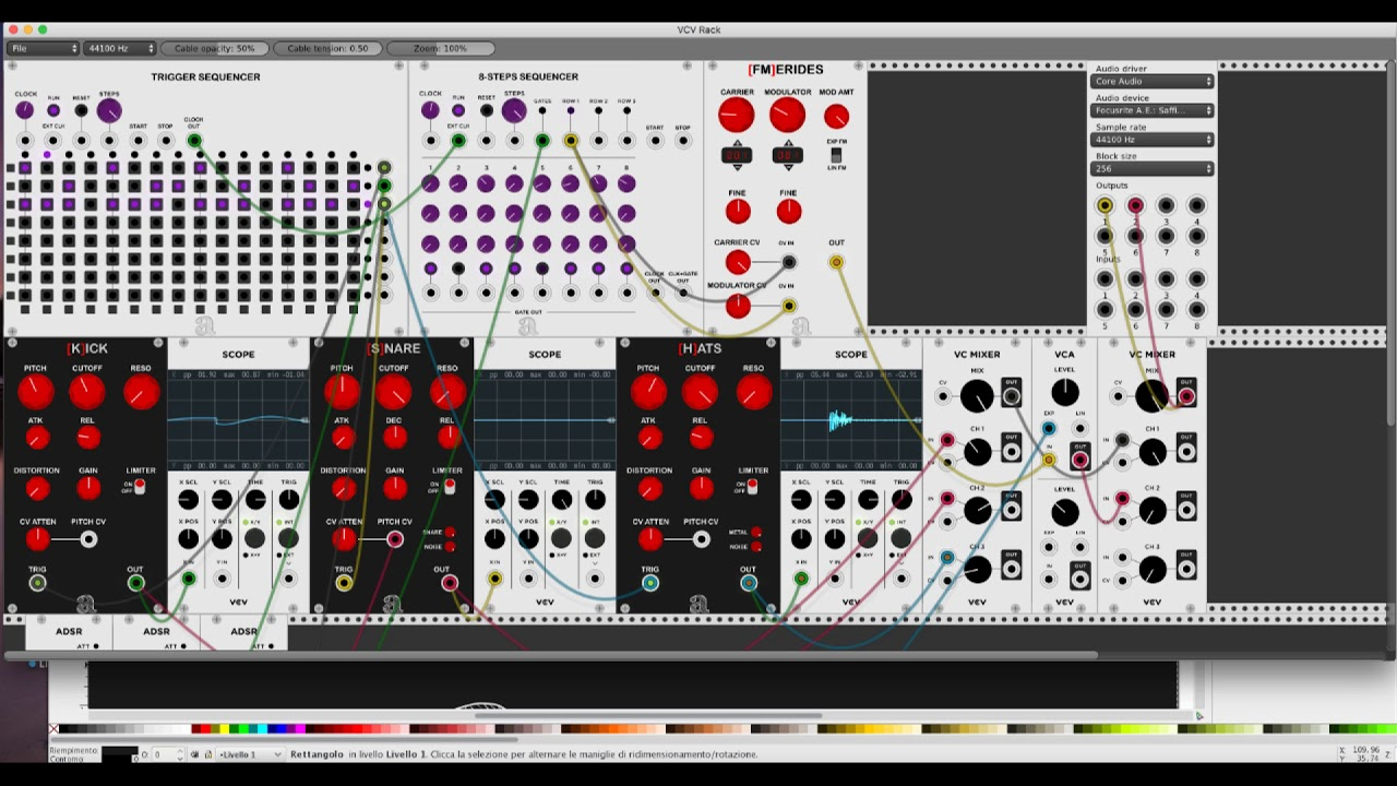 Autodafe releases REDs Modules for VCV Rack