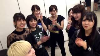 NMB48 一期生 6周年でワチャワチャ