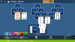 Solitaire World Tour #16 | August 17, 2019 Event