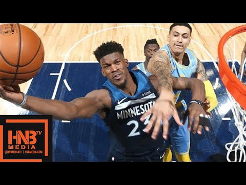 Los Angeles Lakers vs Minnesota Timberwolves Full Game Highlights / Jan 1 / 2017-18 NBA Season