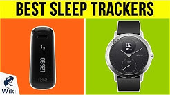 10 Best Sleep Trackers 2019