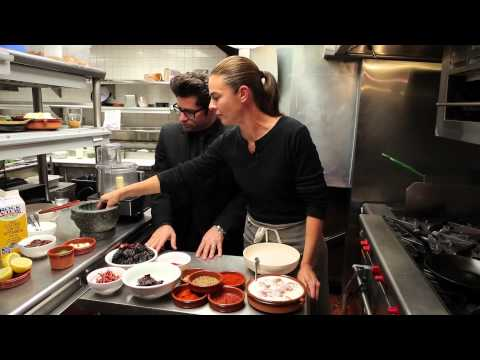Hanging with Harris: Chef Suzanne Goin and Caroline Styne