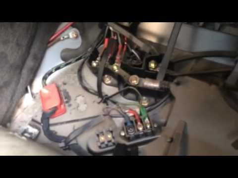 клеммы аккумулятора мерседес w140 как прикурить?