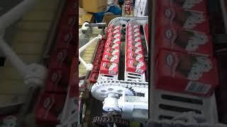 Как делают мороженое на заводе иней город Ставрополь