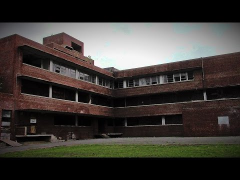 ABANDONED HOSPITAL EXPLORE URBEX GONE RIGHT