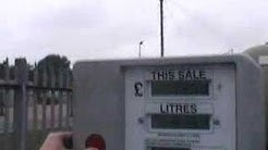 filling an LPG car in the UK