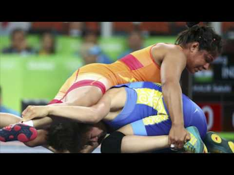 Rio Olympics Wrestler Sakshi Malik ends India's medal drought with a bronze