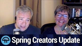 Windows 10 Spring Creators Update Features