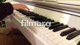 夢のありか/ナオト・インティライミ【モンスターストライク THE MOVIE はじまりの場所へ 主題歌】ピアノ