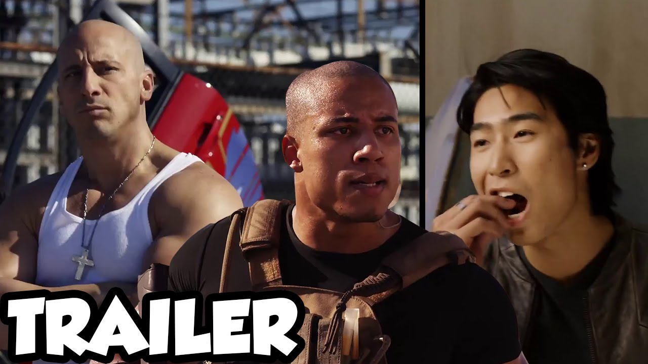 Fast And Furious Parody Spoof