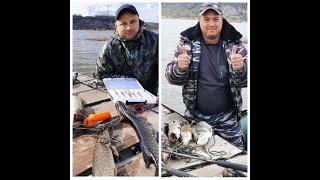 Рыбалка Ростовская область Река Тузлов апрель 2020
