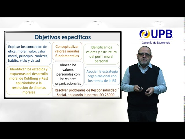 Sílabo - MBA UPB - Liderazgo ético, y responsabilidad social.
