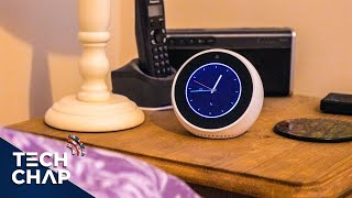 Amazon Echo Spot Review - The Best Echo Yet! | The Tech Chap