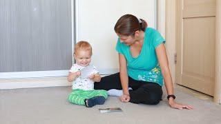 РАЗВИВАЕМ РЕЧЬ - занятия для детей от 6 месяцев до года - 3 часть
