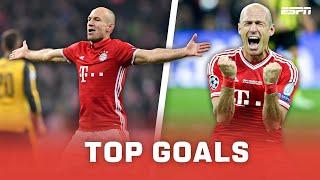 GOALS | De 99 van Robben