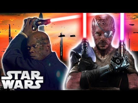 Download Youtube: How Powerful Would DARK Side MACE WINDU Be? - Star Wars Explained