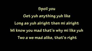 Alkaline - Spoil You (Lyrics)