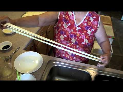 How to Make String Cheese