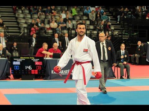 Uğur Aktaş Avrupa Şampiyonası Yarı Final Karşılaşması