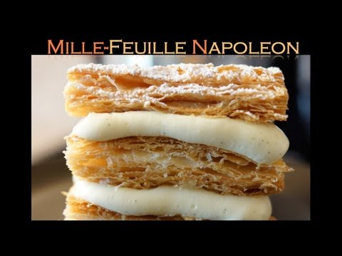 Mille-Feuille Napoleon - Bruno Albouze - THE REAL DEAL