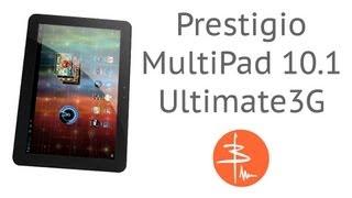 Обзор Prestigio Multipad 10.1 Ultimate 3G