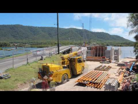 Stingray Creek Construction - time lapse May 2016