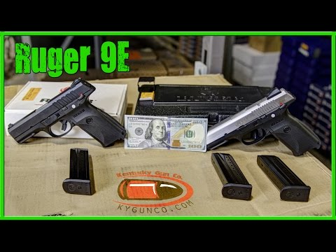 Ruger 9E at KyGunCo - YouTube