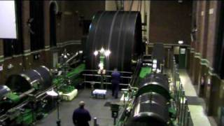 Trencherfield Mill Steam Engine.