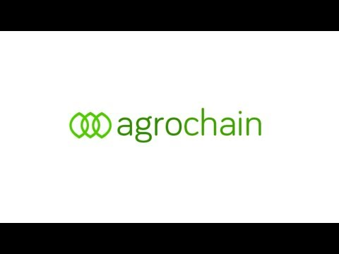 Introducing Agrochain: A blockchain platform for verifying and tracking agricultural assets