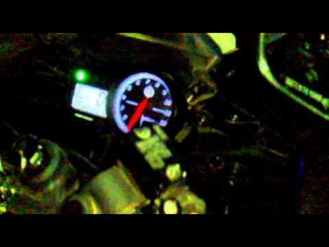 Yamaha R15 Problem While Starting - YouTube